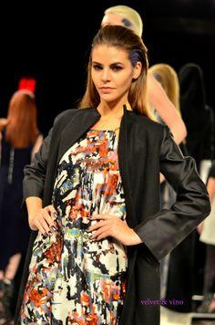 CZAR-by-Cesar-Galindo #MercedesBenzFashionWeek #fashion #Fall2014 #FashionWeek