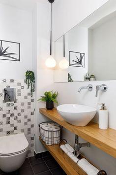Modern Home Decor Bathroom Small Downstairs Toilet, Small Toilet Room, Guest Toilet, Bathroom Design Luxury, Bathroom Design Small, Bathroom Layout, Toilet Room Decor, Small Apartment Interior, Bathroom Design Inspiration