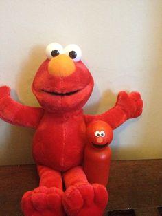 Elmo peg