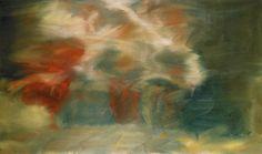 Gerhard Richter, Verkündigung nach Tizian (Annunciation after Titian)