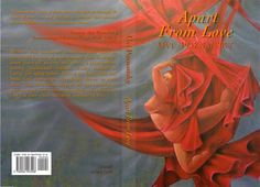 The cover of Apart From Love by Uvi Poznansky  Now available on Amazon