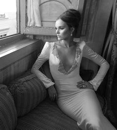 Inbal Dror Bridal Gown. - Israeli Designer / SANDRA & VERONICA WEDDING PLANNERS