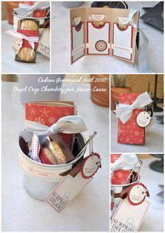 Scrap-cadeaux 2010-5 : Encore des gourmandises !