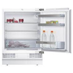 Buy Siemens KU15RA51GB Integrated Undercounter Larder Fridge, A+ Energy Rating, 60cm Wide Online at johnlewis.com