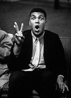 50 Unforgettable Photos of Muhammad Ali