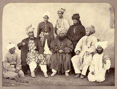 Mohamed Zahir Khan, Aslam Khan, &c. [Kabul].