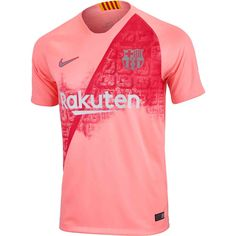 This 2018 19 Nike FC Barcelona Kids 3rd Jersey is at SoccerPro. 76e2c1b2d7d