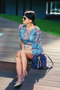 Jeans Backet Bag Boho style JEANSLOVE JL4 / Beach Sack Bag / Summer Backet Jeans Bag / Womans Backet Bag / Womans Shoulder Bag