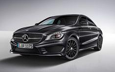 Mercedes Benz CLA Class Edition 1 #car #black