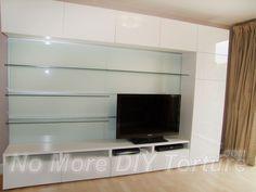 Living Room Furniture | TV Media Storage Design Ideas | Delivery ...