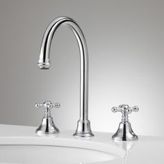 Make Photo Gallery Marial Widespread Bathroom Faucet No Overflow Chrome