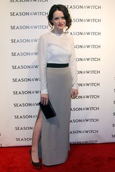 Celebs at the Season of the Witch premiere
