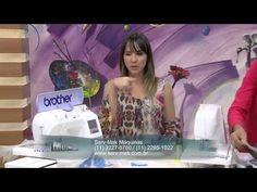 Mulher.com 08/09/2014 Cissa Mesquita - Ponto ajour no linho - YouTube