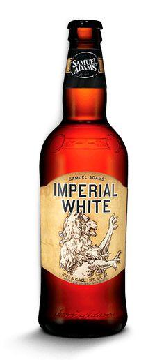 Sam Adams Imperial White Wheat Ale