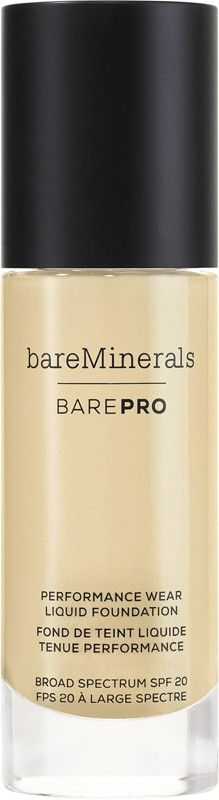 Bareminerals Bareskin Pure Brightening Serum Foundation Spf 20 Bare Latte 11 Bracing Up The Whole System And Strengthening It Health & Beauty