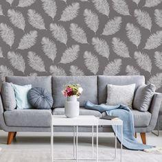 Patterdale, Hawthorn, Grey, Wallpaper, Holden, 90861
