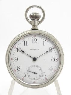 Crescent watch case dating 9