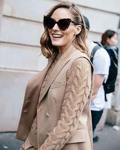 #oliviapalermo #brown #beige #nude #model #supermodel #socialite #fashion #style...