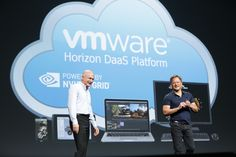 Nvidia And VMWare: The Biggest Cloud Announcement This Week You May Not Have Heard About