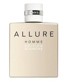 Allure Homme Edition Blanche Chanel colônia - a fragrância Masculino 2008