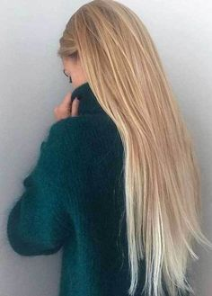 10 Trendy Long Hairstyles: #6. Super Long Straight Hair
