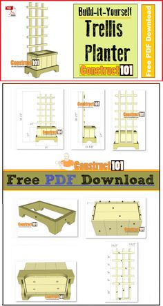 woodworking plans how to make furniture