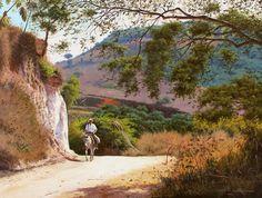 Roça lirios do campo.: Ser livreTenho uma casa nas montanhas De madeira, ...