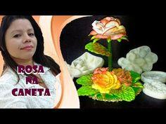 Rosa Na Caneta - YouTube