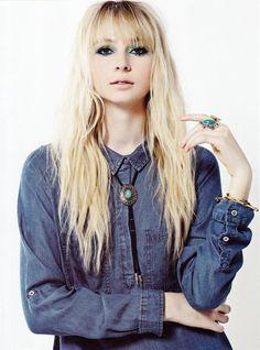 Toni B managed by Fanjam Model Management, portfolio image.