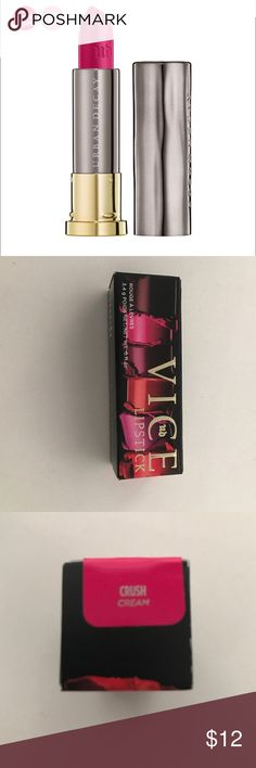 Urban decay Vice lipstick - crush NIB Never been used - color in Crush. Make me an offer Urban Decay Makeup Lipstick