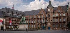 Rathaus Düsseldorf /Jan Wellem by Ralf Michael Klotz on 500px