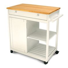 Cottage Collection Preston Hollow Kitchen Island - 11058285 - Overstock.com Shopping - Great Deals on Kitchen Carts