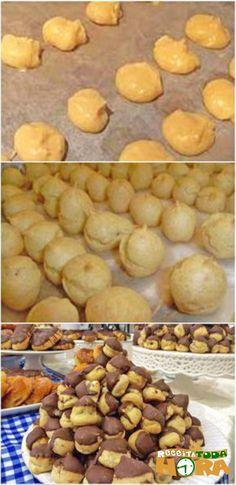 Profiteroles, Eclairs, Cake Pops, Mousse, Panna Cotta, Substitute For Egg, Milk And Cheese, Cupcakes, Tempura