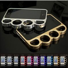 Find More Phone Bags & Cases Information about 100% Aluminium Alloy For iPhone 6 4.7''Bumper Fashion Lord Rings Knuckles Finger Phone Frame Case Cover for iPhone 6 plus,High Quality alloy construction,China cover Suppliers, Cheap cover decal from Ebag Technology on Aliexpress.com