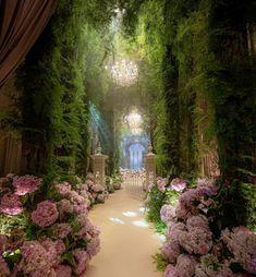 Beautiful Places, Beautiful Pictures, Nature Aesthetic, Fantasy Landscape, Dream Garden, Aesthetic Pictures, Beautiful Gardens, Aesthetic Wallpapers, Dream Wedding