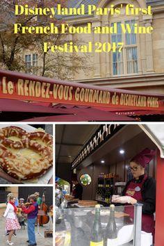 Disneyland Paris Food and Wine Festival