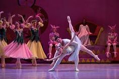 Image result for ballet dancing with flowers