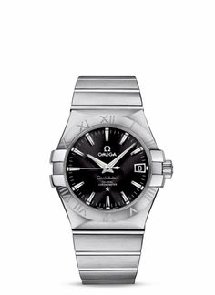 Omega Watch CONSTELLATION CHRONOMETER 35 MM