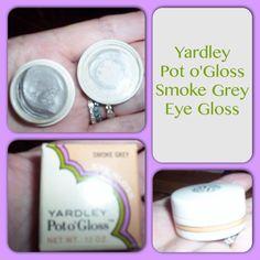 Yardley Eye Gloss sold on eBay in 2014 for $50.02.
