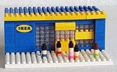 "5 mentions J'aime, 1 commentaires - Minibricksworld (@leona.steenbock) sur Instagram: ""I love shopping in Ikea.  #Minibricksworld #minibricks #tico #ticotaiwan #buildingbricks #nanoblock…"""