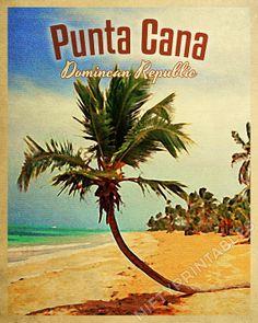 Vintage Punta Cana Dominican Republic