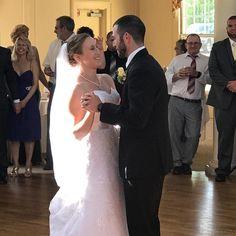 Beautiful wedding! Congrats Kellie and Reece! #RealMVG #MVGMoments #NHWedding #NHBride