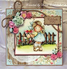 cute using MME carolina paper