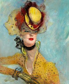 французский художник - Самое интересное в блогах