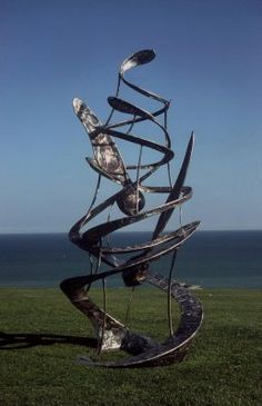 metal art sculptures | Metal Art: January 2009