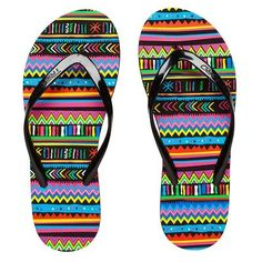 Tongs Chaussures - Tong 100 PRINT F Jbay Femme TRIBORD - Par type