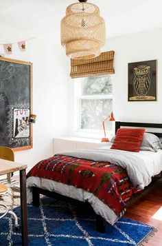 A Maximalist/Minimalist Family Ranch in Austin, TX | Design*Sponge