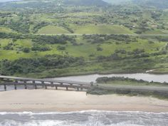 South Coast, Amanzimtoti bridge Kwazulu Natal, Red Sea, Saudi Arabia, Homeland, Beautiful Beaches, Bridges, Roads, Cry, South Africa