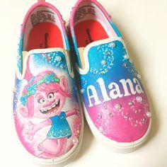 Princess poppy shoes!