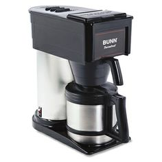 Bunn Thermal Carafe Home Coffee Brewer Review Buy Now